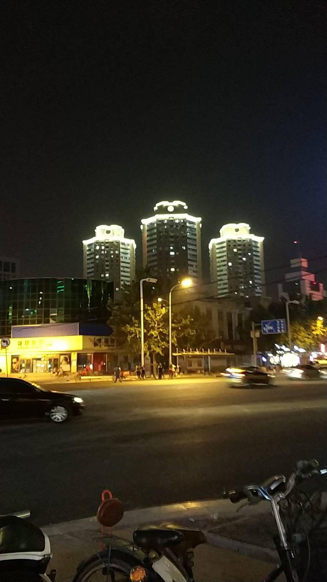 一环二线中山路金鼎公寓项目