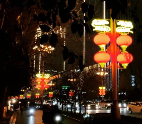 春节氛围营造——灯笼